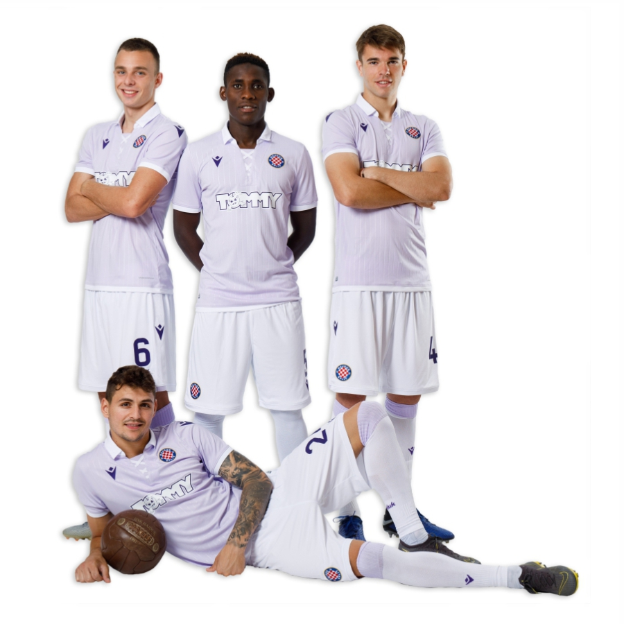 New Away and 3rd jersey for the season 2019-20! • HNK Hajduk Split