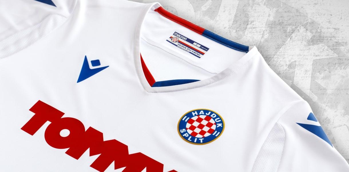 New Home Jersey For The Season 2020 21 Hnk Hajduk Split