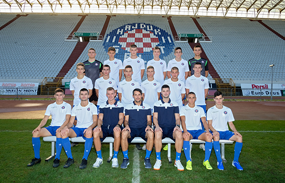 U 18 Hajduk