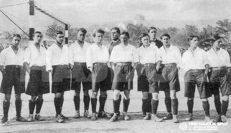 Povijest • HNK Hajduk Split