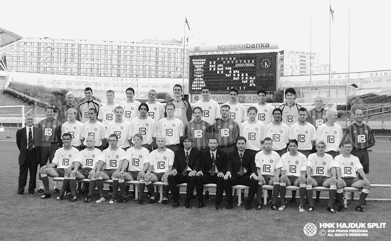 1.HNL Sezona 2000/01 2000-01