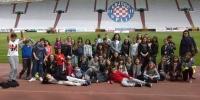Ekskurzije u posjetu stadionu Hajduka na Poljudu