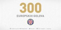 Erceg postigao 300. zgoditak u europskim natjecanjima!