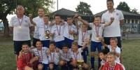 Hajdukovim početnicima (U - 11) prvo mjesto na turniru u zagrebačkoj Dubravi