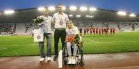 Predsjednik Kos uručio nagrade splitskim paraolimpijcima