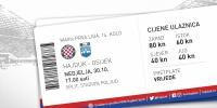 Započela prodaja ulaznica za dvoboj protiv Osijeka