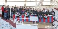 Torcida, Hajduk i Naš Hajduk položili vijence na poljudskom sjeveru