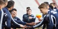 Pogledajte dobru atmosferu s Hajdukovog zadnjeg treninga uoči Cibalije
