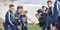 Winter preparations 2017  start on January 09, 3 friendly matches during a training camp in Turkey