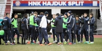 Winter preparations: training match at the end of first week