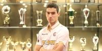 Ivan Prtajin has signed for Hajduk