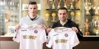Marin Fadić i Ardit Deliu novi igrači Hajduka II