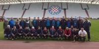 Nogometaši Slavonije iz Soljana posjetili Poljud
