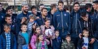 Hajdukovci se družili s navijačima u Čapljini i Gabeli