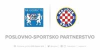 HNK Hajduk i NK Gospić 1991 potpisali ugovor o poslovno-sportskoj suradnji