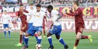Split: Hajduk - Rijeka 1:1