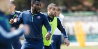 Hajduk preparing for Lokomotiva, Terziev back in full training