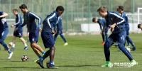 Preparations for Lokomotiva continue