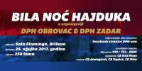 DPH Obrovac i Zadar organiziraju Bilu noć