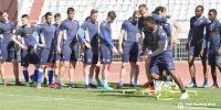 Penultimate training before the match against Cibalia