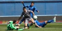 Dinamo (Z) - Hajduk 0:2