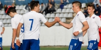 Trojica igrača Hajduka nastupila za U-17 reprezentaciju