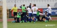 Poljud: Hajduk - Osijek 5:1