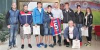 Predsjednik Hajduka Ivan Kos na Poljudu ugostio navijače iz Češke