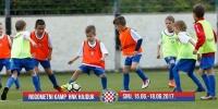''Nogometni kamp HNK Hajduk'' u Sinju od 15. do 18. lipnja