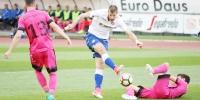 Poljud: Hajduk - Lokomotiva 1:1