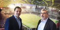 Aljoša Bašić se sastao s komercijalnim direktorom OGC Nice
