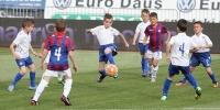 Najmlađi hajdukovci u subotu na glavnom travnjaku u predigri utakmice s Interom