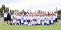 Zatvoren ''Nogometni kamp HNK Hajduk'' u Sinju