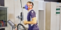 Hajduk squad having tests at the Institute of Kinesiology