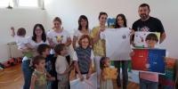 DPH Vukovar predalo donaciju Udruzi roditelja djece ''Vukovarski leptirići''