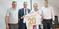 HNK Hajduk and HNK Tomislav have signed Agreement on business and sports cooperation