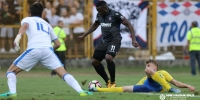 Zaprešić: Inter Z. - Hajduk 2:2