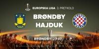 UEFA delegirala suce za prvi ogled protiv Brøndbyja