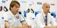 Coach Carrillo: This victory is a merit of all club personnel
