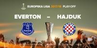 UEL Playoff: Hajduk vs Everton