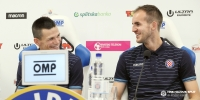 Dante Stipica and Ante Erceg about Everton, Brondby and Dinamo