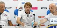 Carrillo's pre-match press conference