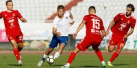 Hajduk II remizirao s Goricom u derbiju kola