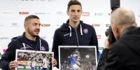 Nižić i Radošević predstavili Hajdukov kalendar za 2018. godinu
