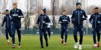 Training session at Zagrebello