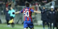 Rijeka: Rijeka - Hajduk 1:2