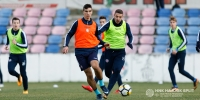 Focused till the end: Hajduk preparing for the last two championship matches