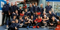 Youth Academy players brought holiday spirit at Poljud