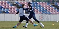 Hajdukovci u pripremi za idući prvenstveni susret