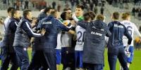 Fotogalerija Hajdukovog slavlja u 95. minuti dvoboja...